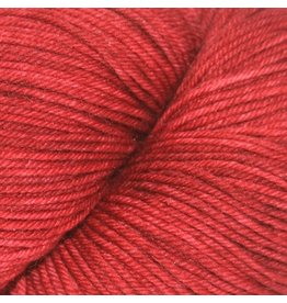 Knitted Wit Victory Sock, Paprika