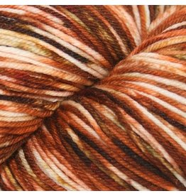 Knitted Wit Victory Sock, Rock Candy Brown