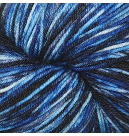 Knitted Wit Victory Sock, Rock Candy Blue