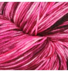 Knitted Wit Victory Sock, Rock Candy Pink