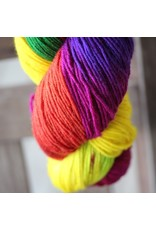 Abstract Fiber O'Keefe Plus, Rainbow Candy (Space Dyed)