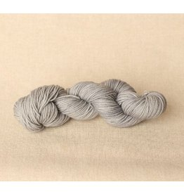 Swans Island Washable Wool Collection Sport, Pewter