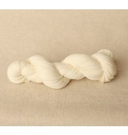 Swans Island Washable Wool Collection Sport, Snowy Owl