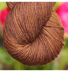 Knitted Wit Victory DK, Brown Sugar