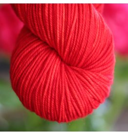 Knitted Wit Victory DK, Red