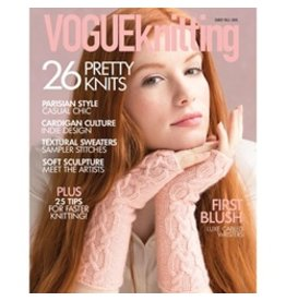 Soho Publishing Vogue Knitting Early Fall 2015 *CLEARANCE*