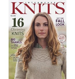 Interweave Interweave Knits, Fall 2015 *Clearance*
