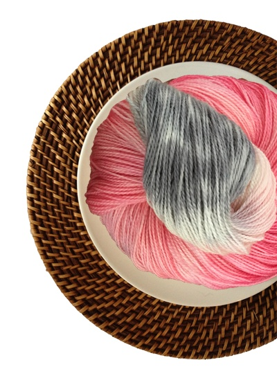 Delicious Yarns Sweets Fingering, Cotton Candy