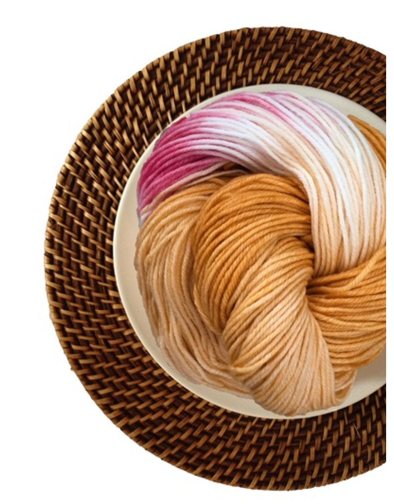 Delicious Yarns Sweets Fingering, Dreamsicle