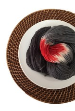 Delicious Yarns Sweets Fingering, Black Cherry