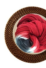 Delicious Yarns Sweets Fingering, Cherries Jubilee