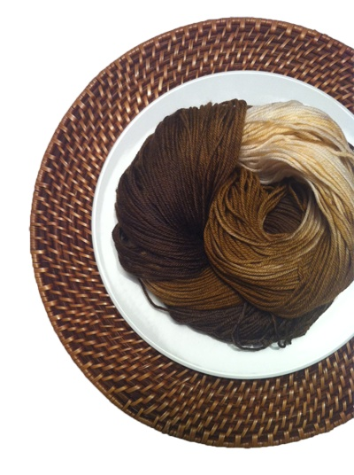 Delicious Yarns Sweets Fingering, Mocha Latte *CLEARANCE*