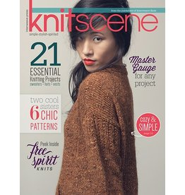 Interweave Knitscene, Winter 2015 *CLEARANCE*
