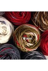 Delicious Yarns Sampler Cowl Kit, Warm