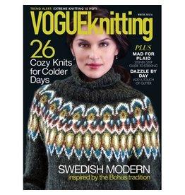 Soho Publishing Vogue Knitting, Winter 2015/16 *CLEARANCE*