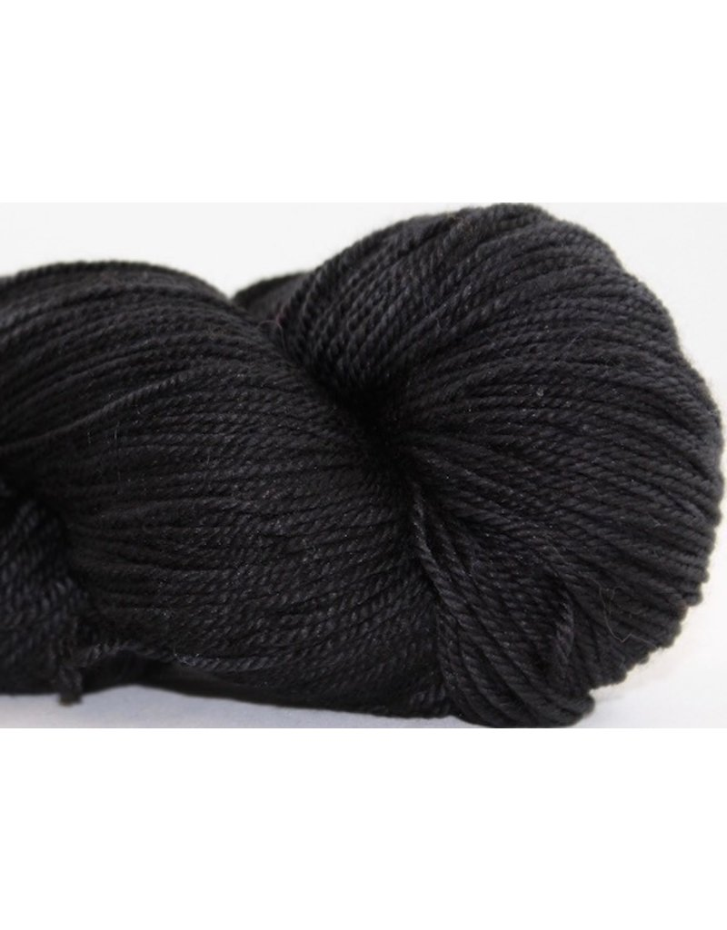 Abstract Fiber Temptation Sock, Little Black Dress