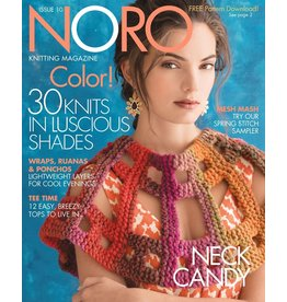 Noro Noro Magazine Issue 10, Spring/Summer 2017