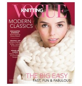 Soho Publishing Vogue Knitting Holiday 2016