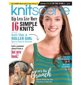 Interweave Knitscene, Summer 2017