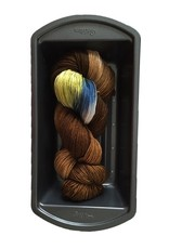Delicious Yarns Two Sweets Fingering, Chocolate Mix 2