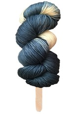 Delicious Yarns Swirl Fingering, Blueberry *CLEARANCE*