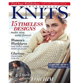 Interweave Interweave Knits, Spring 2017 *CLEARANCE*