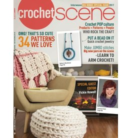 Interweave Crochet Scene, Special Issue 2017 *CLEARANCE*