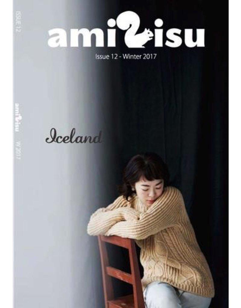 Amirisu Amirisu, Issue 12 - Winter 2017