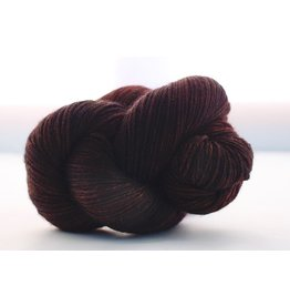 Dream in Color Smooshy with Cashmere Sock, Chocolate Night
