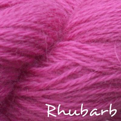 Baa Ram Ewe Titus, Rhubarb