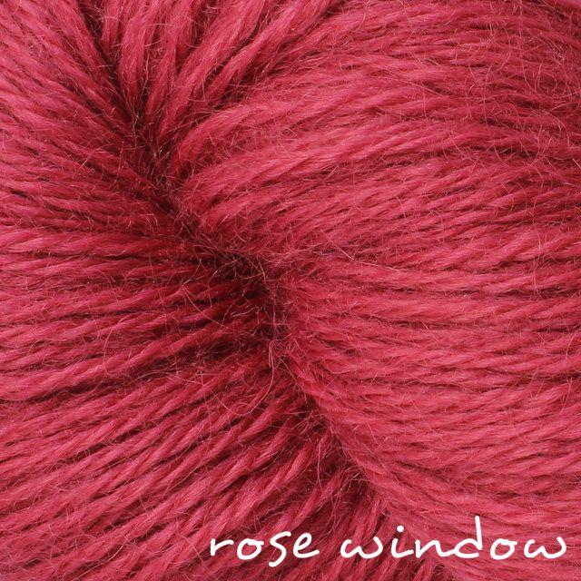 Baa Ram Ewe Titus, Rose Window