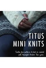 Baa Ram Ewe Titus Mini Knits