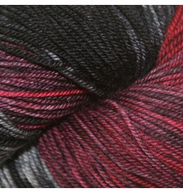 Dragonfly Fibers Djinni Sock, Big Apple