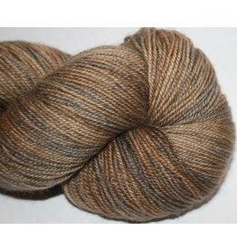 Madelinetosh BFL Sock, Badlands