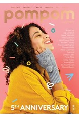 Pom Pom Quarterly, Issue 21 Summer 2017 - 5th Anniversary Edition