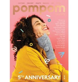 Pom Pom Quarterly, Issue 21 Summer 2017 - 5th Anniversary Edition