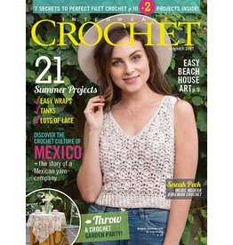 Interweave Interweave Crochet, Summer 2017