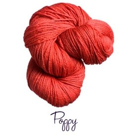 Lornas Laces Shepherd Worsted, Poppy *CLEARANCE*