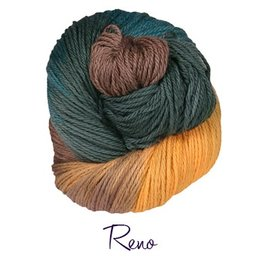 Lornas Laces Shepherd Worsted, Reno *CLEARANCE*