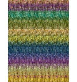 Noro Silk Garden, Montana Color 457
