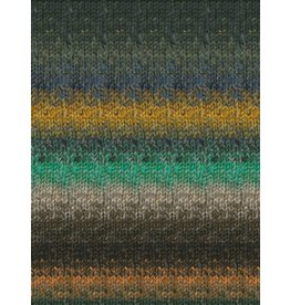 Noro Silk Garden Sock, Kingstone Color 449