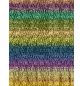 Noro Silk Garden Sock, Montana Color 457