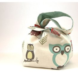 Binkwaffle Dumpling Bag - Small, Hooty Red
