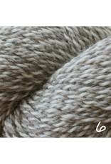 Baa Ram Ewe Dovestone Natural Aran, Color 6