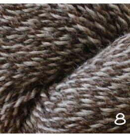 Baa Ram Ewe Dovestone Natural Aran, Color 8