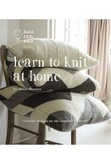 Baa Ram Ewe Learn to Knit at Home