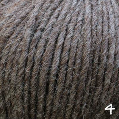 Baa Ram Ewe Dovestone Natural Chunky, Color 4