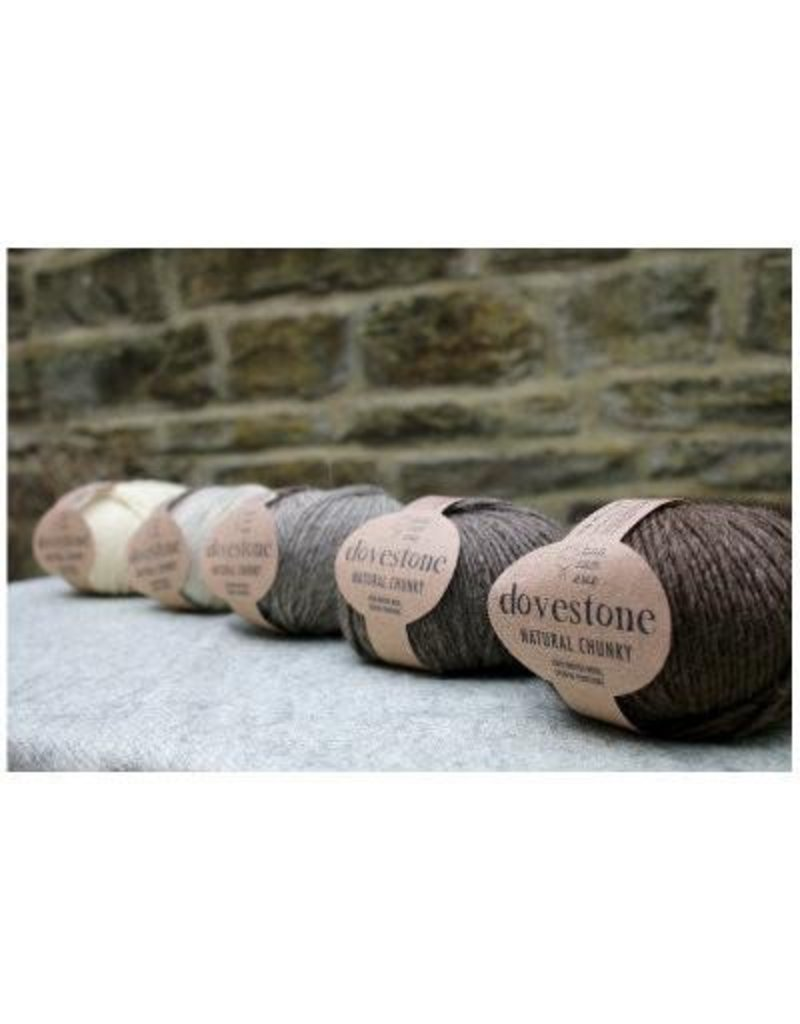 Baa Ram Ewe Dovestone Natural Chunky, Color 4