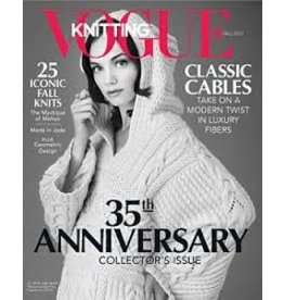 Soho Publishing Vogue Knitting, Fall 2017, 35th Anniversary Collector's Issue