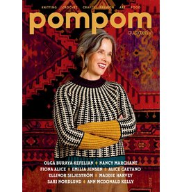 Pom Pom Press Pom Pom Quarterly, Issue 22, Fall 2017